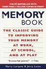 Harry Lorayne, Jerry Lucas: The Memory Book