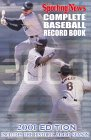 Complete Baseball Record Book: 2001 Edition